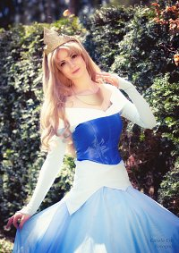 Cosplay-Cover: Aurora (blue dress)