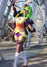 Cosplay-Cover: Joker (NoFlutter)