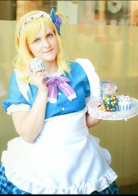 Cosplay-Cover: Mari Ohara [Valentine unidolized]