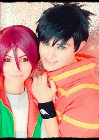 Cosplay-Cover: Sousuke Yamazaki (child version)