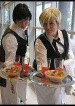 Cosplay-Cover: Tamaki Suoh [Waiter Dress]