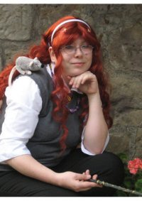 Cosplay-Cover: Molly Prewett (Weasley)