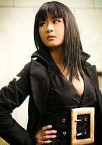Cosplay-Cover: Nico Robin ニコ ・ ロビン [STRONG WORLD Mafia]