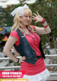Cosplay-Cover: Robin Sparkles (How I Met Your Mother)