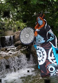 Cosplay-Cover: Prinzessin Midna