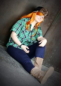 Cosplay-Cover: Wendy Corduroy [Gravity Falls]