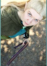 Cosplay-Cover: Legolas