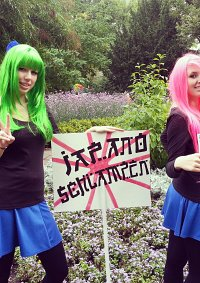 Cosplay-Cover: Wakeshimu Tanema Hazuna Ketchup Ketchup Tittenopan