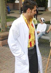 Cosplay-Cover: Isshin Kurosaki als Doktor