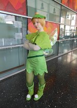 Cosplay-Cover: Tinkerbell (Abenteueroutfit)