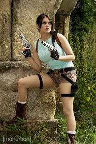 Cosplay-Cover: Lara Croft