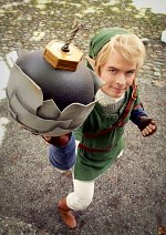 Cosplay-Cover: Link [Twilight Princess]