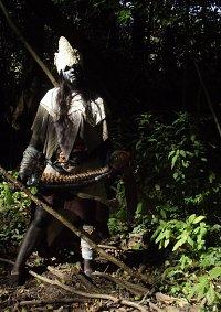 Cosplay-Cover: Wax Warrior Wraith