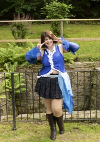 Cosplay-Cover: Yuna ~Diva~
