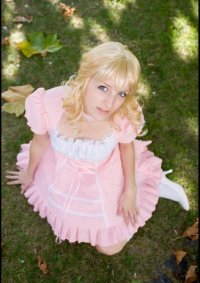 Cosplay-Cover: Pink Lolita