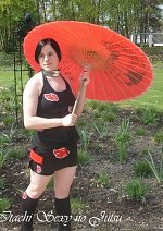 Cosplay-Cover: Sexy no jutsu Itachi
