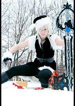 Cosplay-Cover: Riku / Christmas Town