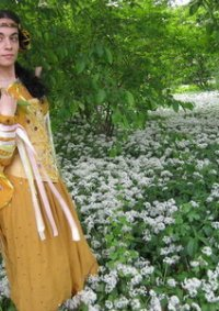 Cosplay-Cover: Padmé's Picnic Gown Episode II