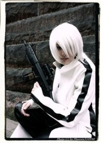 Cosplay-Cover: Nr. 205/Screw