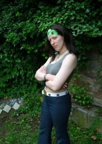 Cosplay-Cover: Hayley Smith (American Dad)