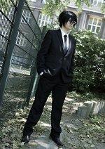 Cosplay-Cover: Nobuchika Ginoza