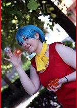 Cosplay-Cover: Bulma Briefs - Boo Saga