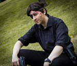 Cosplay-Cover: Philip Blake - The Governor
