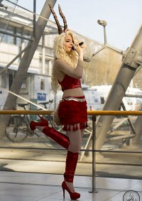 Cosplay-Cover: Gazelle