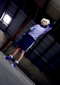 Cosplay-Cover: Killua Zoldyck