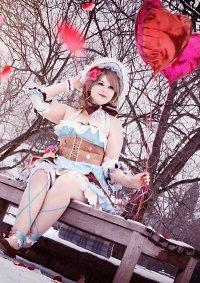 Cosplay-Cover: You Watanabe Valentine idolized