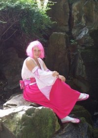Cosplay-Cover: Prossecco Ranger Salmon Pink