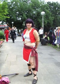 Cosplay-Cover: Nadia