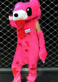 Cosplay-Cover: Gloomy Bear Original pink