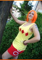 Cosplay-Cover: Nami • Vor Alabasta