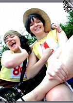 Cosplay-Cover: Monkey D. Ruffy //Davy Back Fight\\