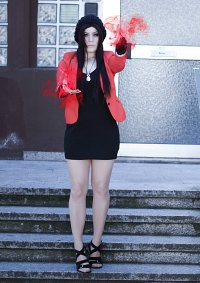 Cosplay-Cover: Wanda Maximoff [Hipster Witch/Testversion]