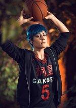 Cosplay-Cover: Daiki Aomine