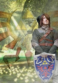 Cosplay-Cover: Link Twilight princess