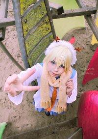 Cosplay-Cover: Kirisaki Chitoge ~Winter Uniform~