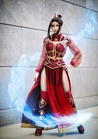 Cosplay-Cover: Art Nouveau Azula