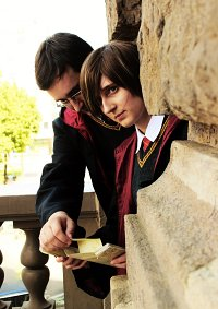 Cosplay-Cover: Remus Lupin [Moony]
