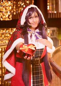 Cosplay-Cover: Nozomi Tojo [Christmas]