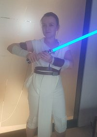 Cosplay-Cover: Rey (Der Aufstieg Skywalkers)