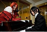Cosplay-Cover: Grell Sutcliff グレル・サトクリフ [Jack The Ripper Arc]