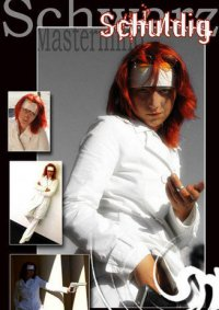 Cosplay-Cover: Schuldig (white version)