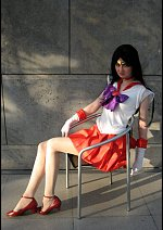 Cosplay-Cover: Super Sailor Mars