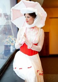 Cosplay-Cover: Mary poppins (jolly holiday outfit)