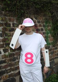 Cosplay-Cover: The Eight-Game (The Stanley Parable Demo)
