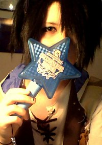 Cosplay-Cover: Kanon Sano (amazing blue)