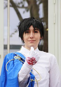 Cosplay-Cover: Roy Mustang [Militäruniform]